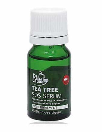 Serum Trị Mụn Và Dưỡng Da Tea Tree Series Sos Serum Farmasi