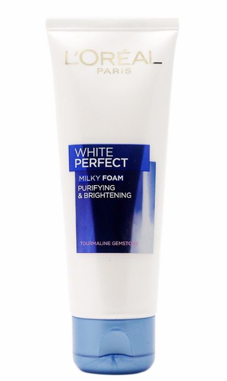 Sữa Rửa Mặt L'Oréal Paris White Perfect
