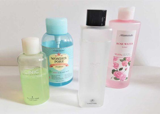 phân biệt toner và lotion