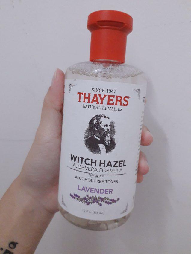 Toner Thayers