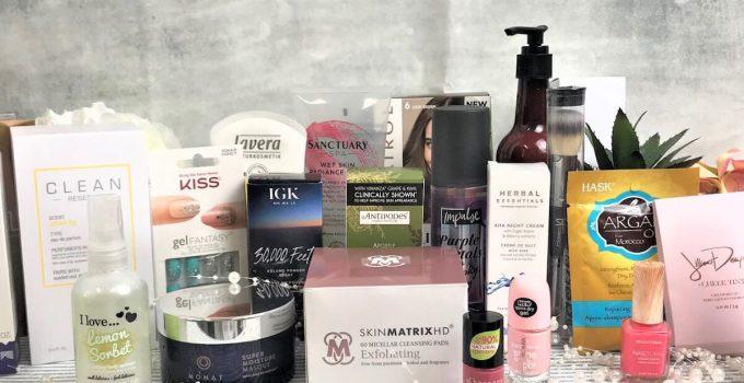 top 10 sản phẩm trị mụn đầu đen