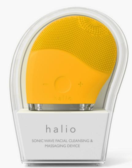 máy rửa mặt halio giúp làm sạch sâu cho da