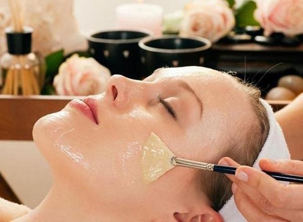 dưỡng chất cho da mặt