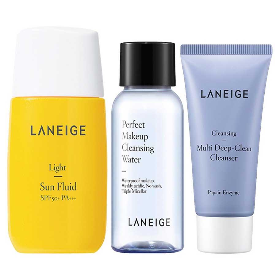 kem chống nắng cho da dầu và da hỗn hợp laneige light sun fluid spf50