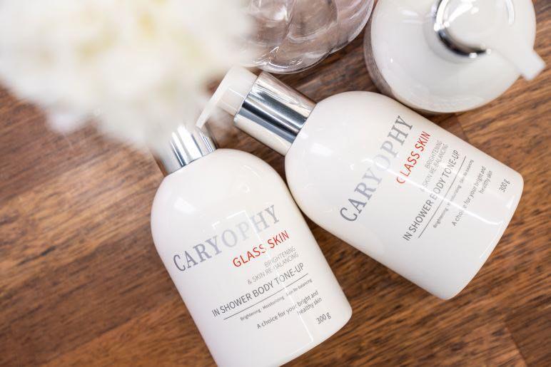 kem dưỡng trắng da caryophy glass skin