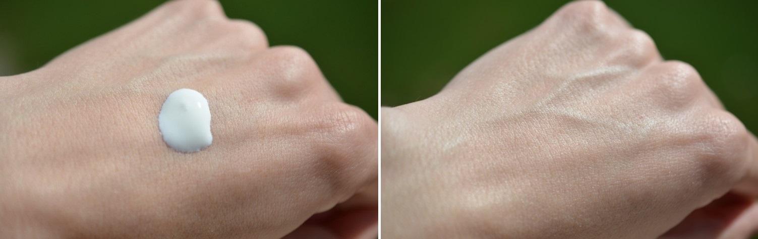 trước và sau khi dùng kem chống nắng bioderma photoderm mat