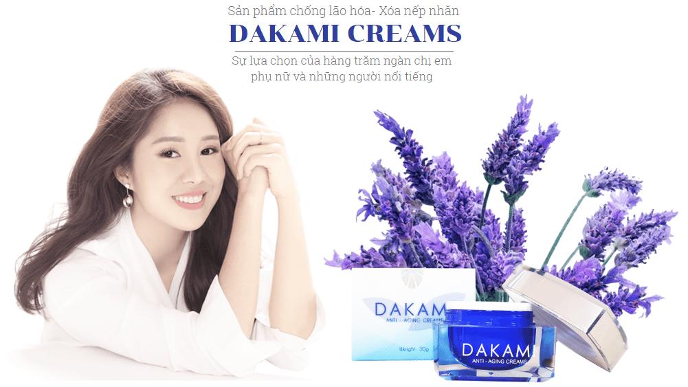 kem dakami có nguồn gốc từ hàn quốc