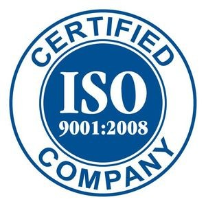 Đạt chuẩn ISO 9001:2009