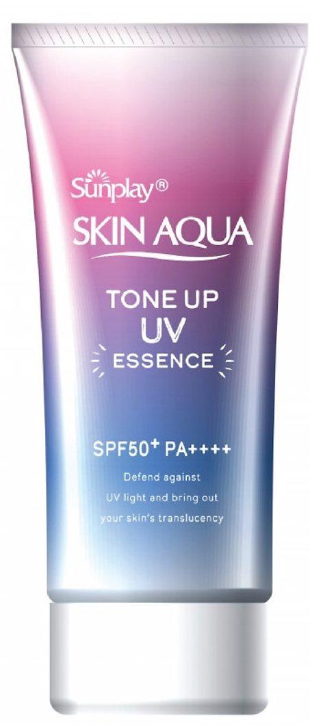kem chống nắng sunplay-skin-aqua-tone-up-uv-esence