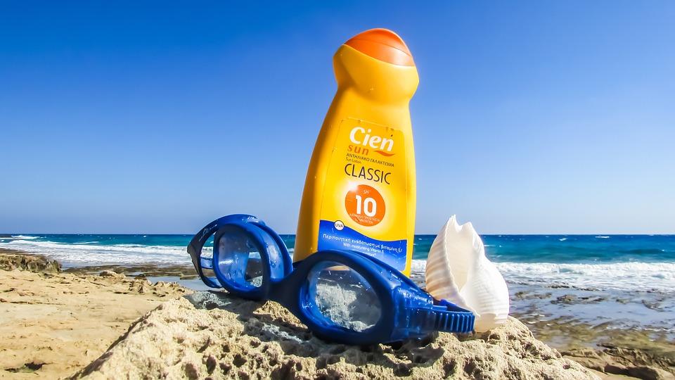 sử dụng kem chống nắng ngừa lão hóa