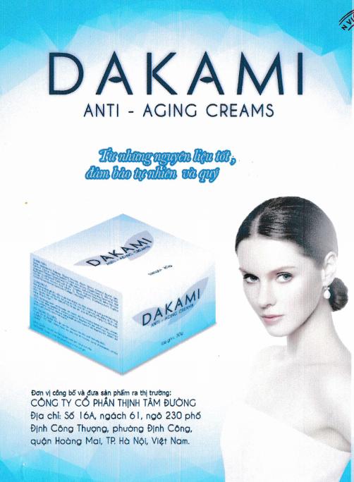 xuất xứ của kem dakami