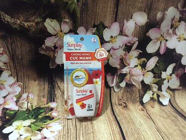 Sữa Chống Nắng Sunplay Cực Mạnh Sunplay Super Block SPF81