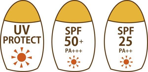 chỉ số spf và chỉ số pa trong kem chống nắng