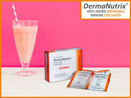 cách dùng collagen dermanutrix
