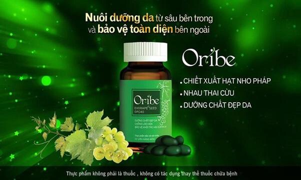 Viên uống chống nắng Oribe - ORIBE