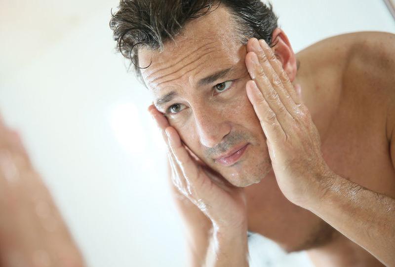 mật độ collagen nam giới