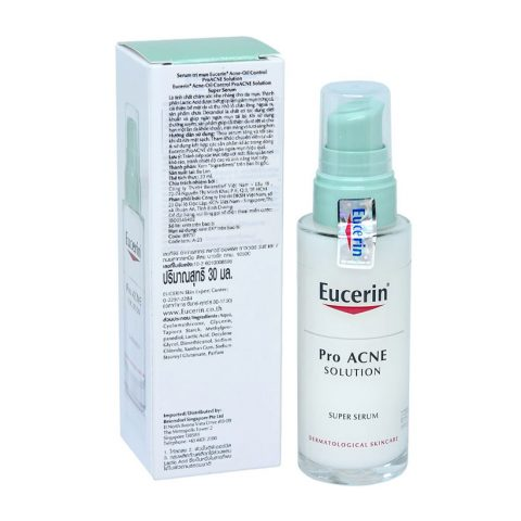 Serum trị mụn Eucerin pro acne solution super