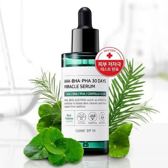 serum trị mụn some by mi aha bha pha 30 days