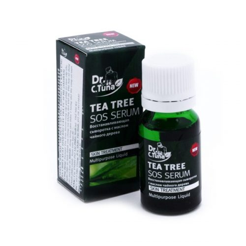 serum trị mụn tea tree sos farmasi