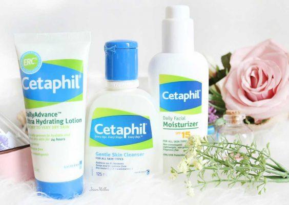 sữa rửa mặt cetaphil tốt cho mọi loại da