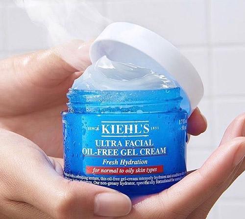 Kem dưỡng ẩm cho da dầu Kiehl's Utra Facial Oil Free Gel Cream