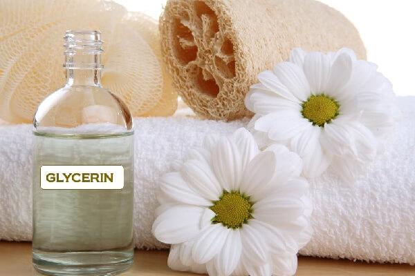 hoạt chất glycerin trong mỹ phẩm