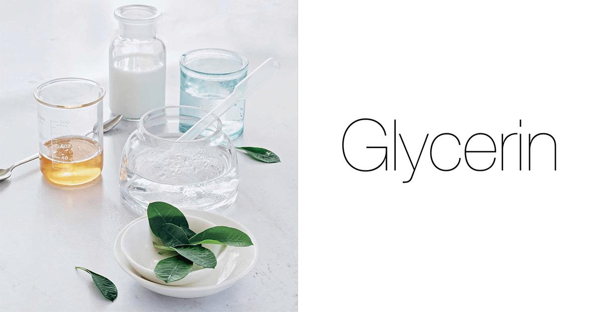 glycerin là gì