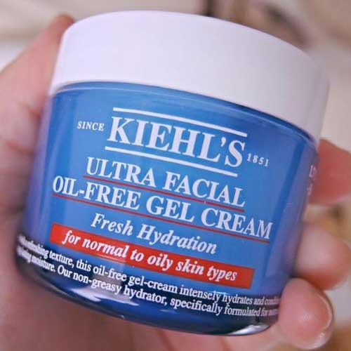 kem dưỡng ẩm cho da dầu kiehls ultra faical oilfree