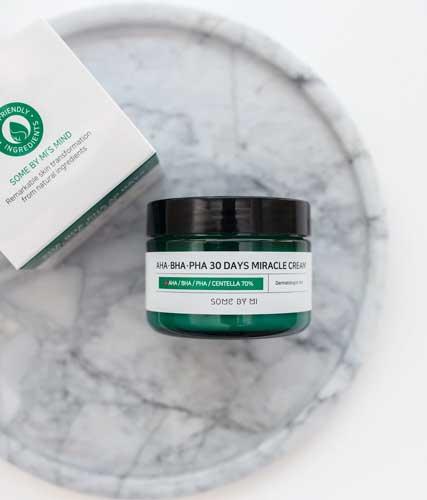 Kem dưỡng ẩm Some by mi AHA-BHA-PHA 30 Days Miracle Cream