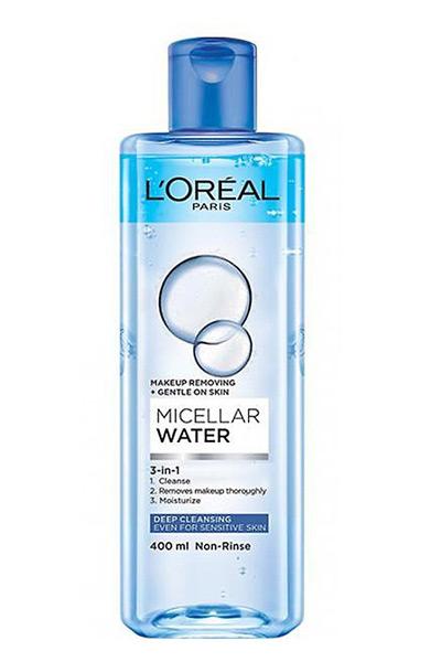 Nước Tẩy Trang L'Oreal 3 In 1 Micellar Làm Sạch Sâu