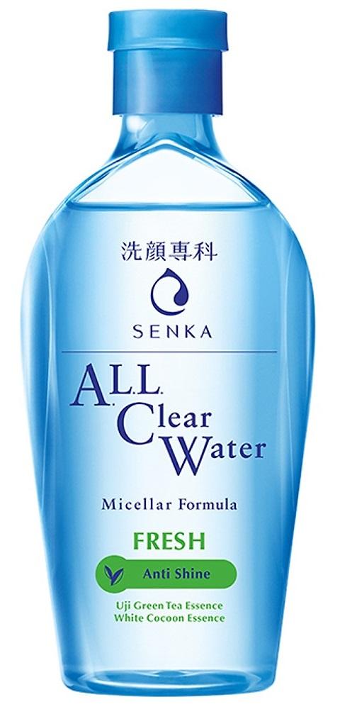 nước tẩy trang senka