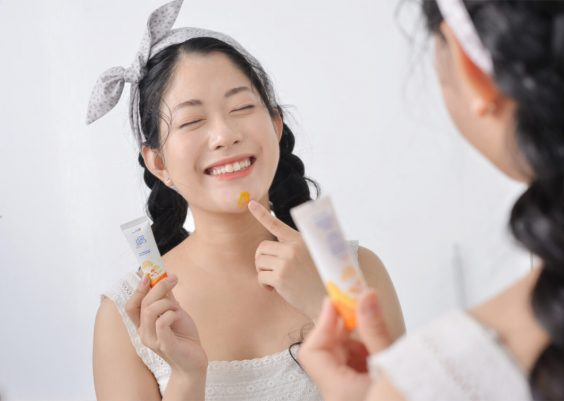 gel trị mụn vietlife skincare nano