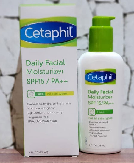 Kem dưỡng ẩm cho da hỗn hợp nhẹ dịu Cetaphil