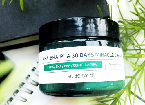 Kem duong am Somy By Mi AHA/BHA/PHA 30 days Miracle Cream