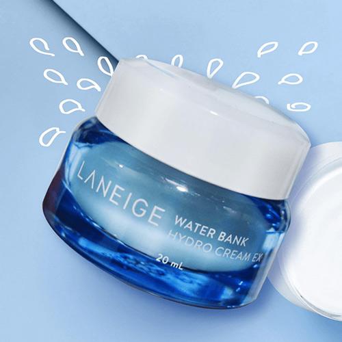 kem dưỡng ẩm cho da hỗn hợp Laneige Water Bank Hydro Cream EX