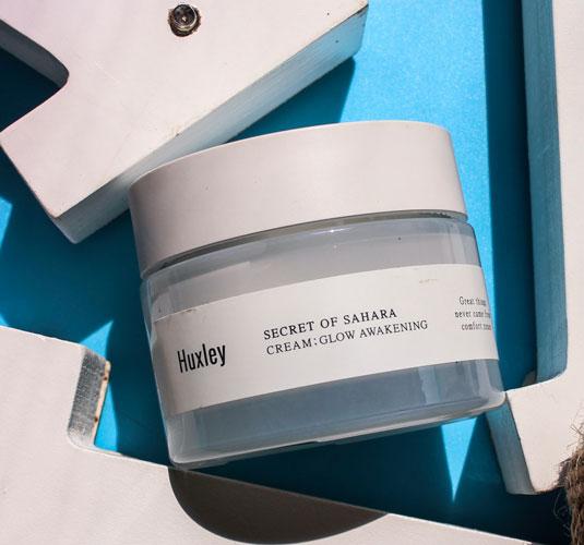 kem dưỡng ẩm huxley cream glow awakening