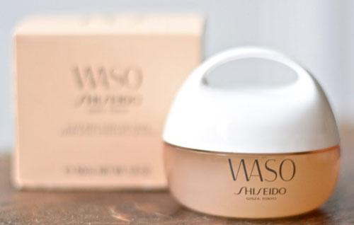 Kem dưỡng ẩm cho da hỗn hợp Waso Shiseido của Nhật Bản