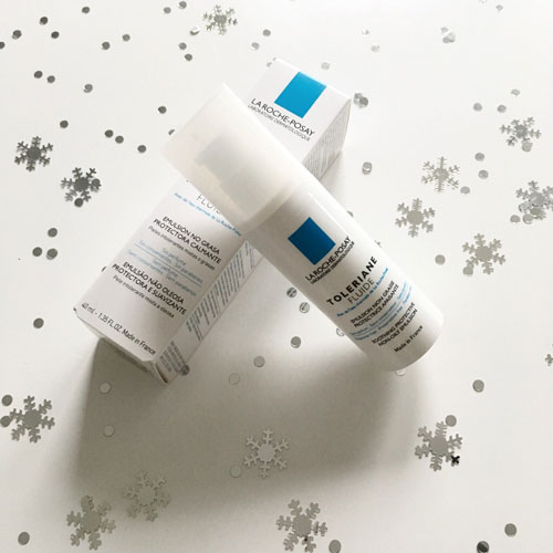 sữa rửa mặt cho da nhạy cảm la roche posay toleriane senitive fluide