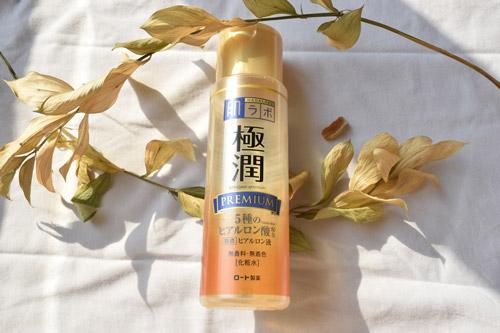 Dung dịch dưỡng ẩm tối ưu Hada Labo Gokujyun Premium Lotion