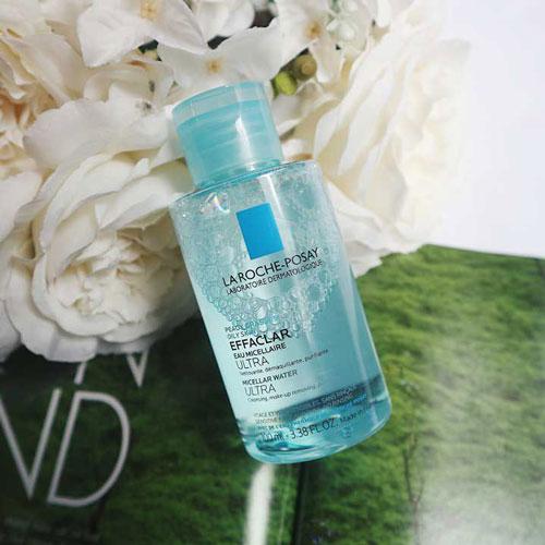 La Roche-Posay Micellar Water Ultra Oily Skin