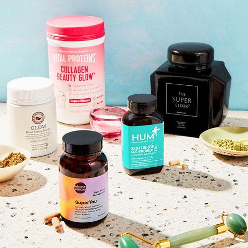 Các dạng sản phẩm chứa collagen trên thị trường