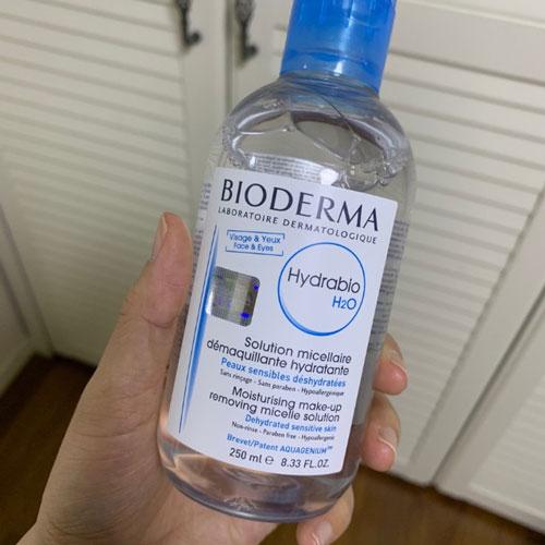 nước tẩy trang Bioderma Hydrabio H2O