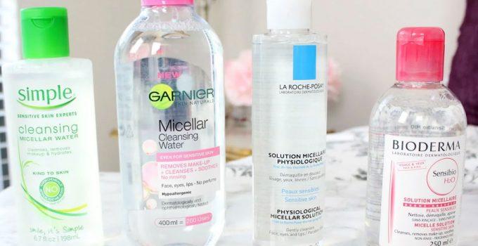 nước tẩy trang tốt cho da
