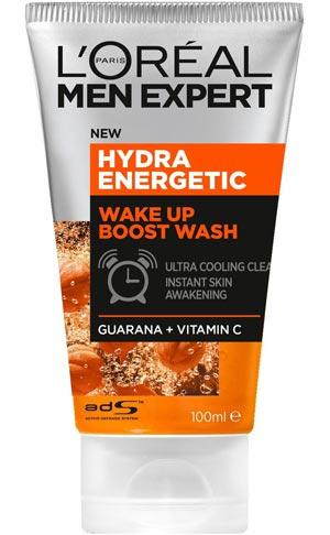 sữa rửa mặt cho nam giới L'Oreal Expert Hydra Energy