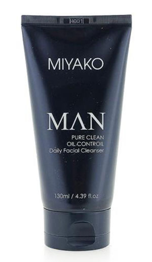 MIYAKO Facial Cleanser For Men