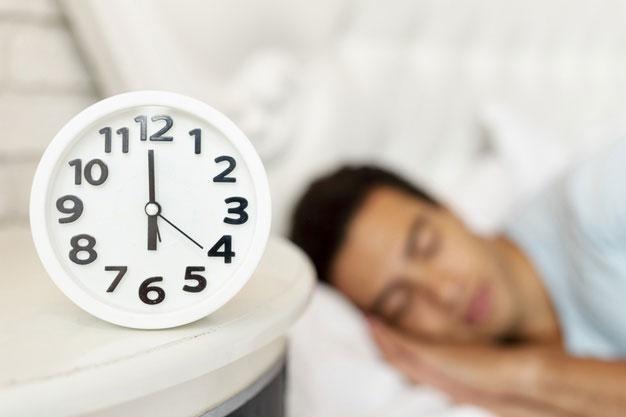 ngủ đúng giờ sinh học