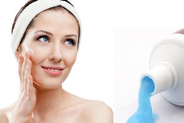 Sử dụng kem đánh răng để điều trị mụn đầu đen