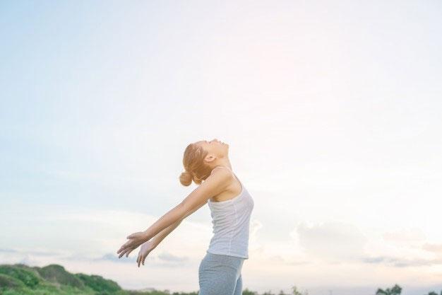 thư giản và giảm căng thẳng mệt mỏi
