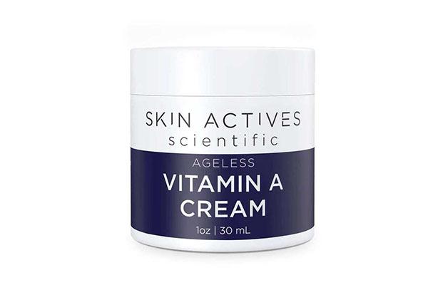 Trị mụn đầu trắng bằng vitamin A