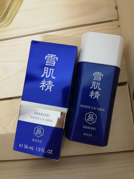 Kose Sekkisei White UV Milk